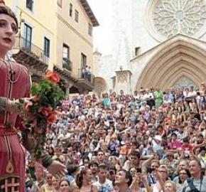 """Ciutadans (Cs) Tarragona tilda de """"engaño"""" la descentralización de las fiestas de Santa Tecla"""
