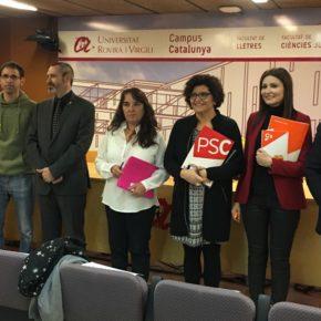 """Lorena Roldán: """"El 21de diciembre tenemos una oportunidad histórica para terminar con la pesadilla del 'Procés' en Tarragona"""""""