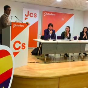 """Lorena Roldán: """"En una Cataluña presidida por Inés Arrimadas las políticas de juventud serán prioritarias"""""""