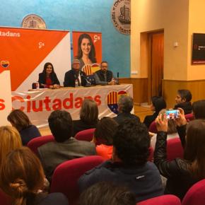 """Juan Carlos Girauta: """"Ciutadans (Cs) és el projecte que restablirà la realitat a Catalunya"""""""