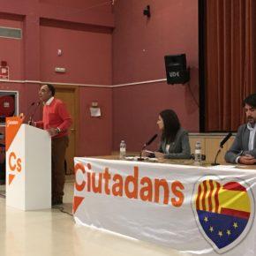 """Lorena Roldán: """"Cada día se marchan cuarenta autónomos de Cataluña por culpa del 'Procés'"""""""