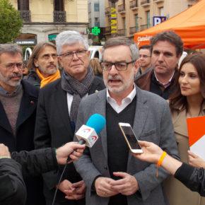 """José Manuel Villegas: """"Faltan 7 días para poner fin al 'Procés' y dar paso al cambio en Cataluña"""""""