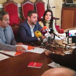 """Rubén Viñuales: """"A un any i mig per a les eleccions municipals, Ballesteros només ha complert amb un 15% del seu programa electoral"""""""
